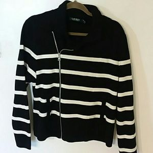 Ralph Lauren sweater jacket